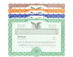 Formalize each shared record your company sells. Order blank Stock Certificates online. We print and ship templates. You fill out. Distribute. Popular Goes Series.