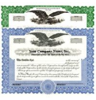 Formalize each shared record your company sells. Get custom Stock Certificates online. We print and ship. Templates made by the wizards at Blumberg.