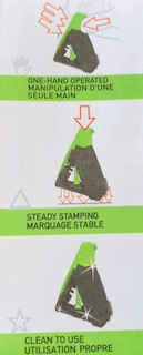 How to Operate Mobile Pocket Stamp