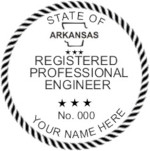 Arkansas PE Seal