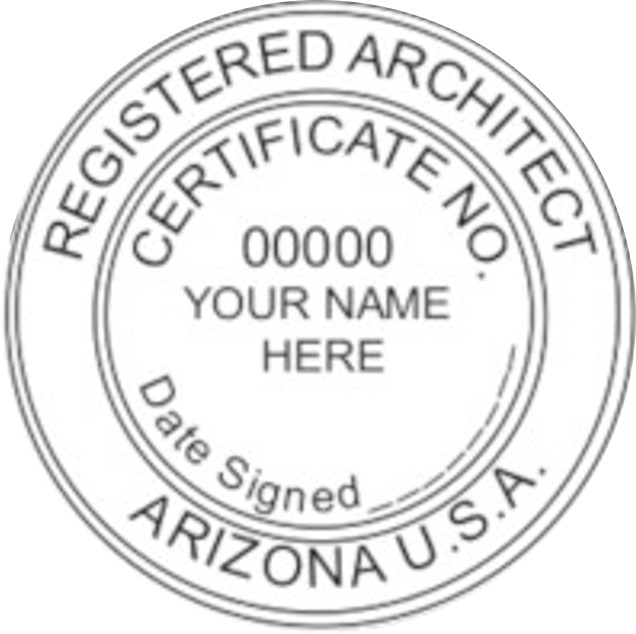 Arizona ARCH Seal