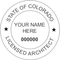 Colorado ARCH Seal