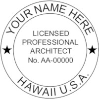 Hawaii ARCH Seal