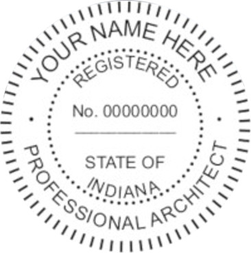 Indiana ARCH Seal