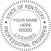 Kentucky PE Seal