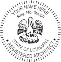 Louisiana ARCH Seal