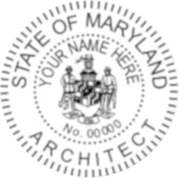 Maryland ARCH Seal