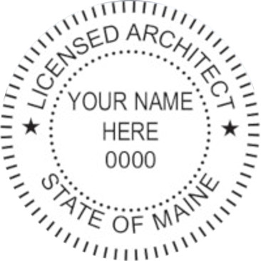 Maine ARCH Seal