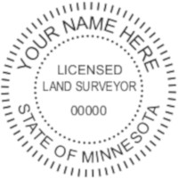Minnesota Professional Surveyor Seal