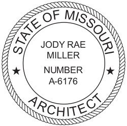 Missouri ARCH Seal