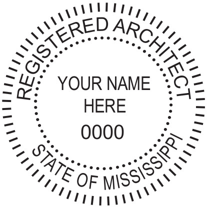 Mississippi ARCH Seal