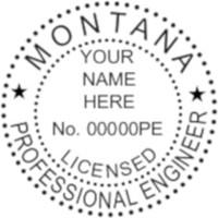Montana PE Seal