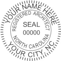 North Carolina ARCH Seal