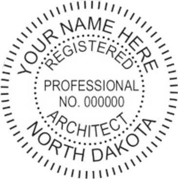North Dakota ARCH Seal