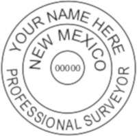 New Mexico Professional Surveyor Seal