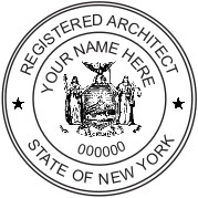 New York ARCH Seal