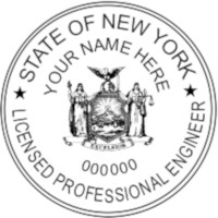 New York PE Seal