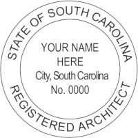 South Carolina ARCH Seal