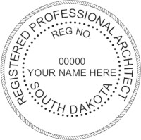 South Dakota ARCH Seal