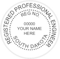 South Dakota PE Seal