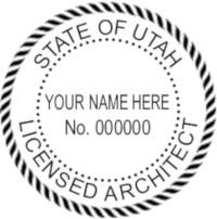 UTAH ARCH Seal