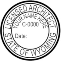 Wyoming ARCH Seal